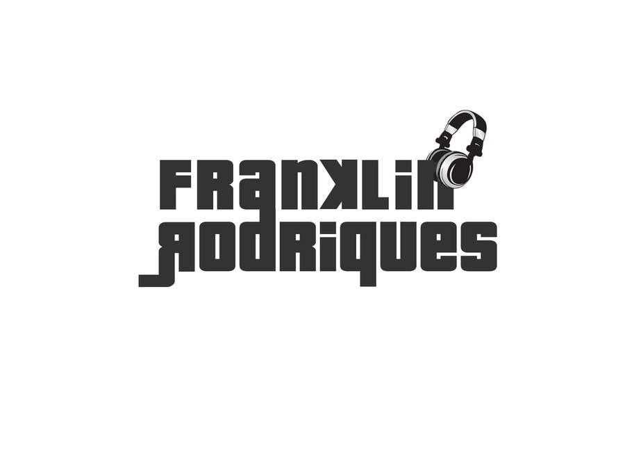 Kilpailutyö #                                        22                                      kilpailussa                                         Logo Design for dj franklin rodriques