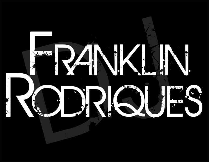 Kilpailutyö #                                        15                                      kilpailussa                                         Logo Design for dj franklin rodriques
