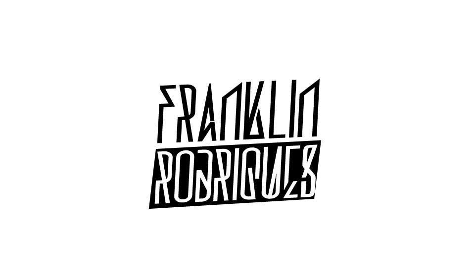 Konkurrenceindlæg #23 for Logo Design for dj franklin rodriques