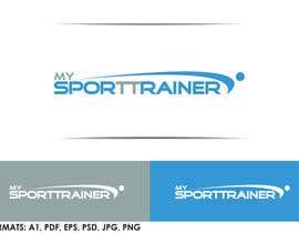 nº 41 pour Concevez un logo for Mysporttrainer par tolomeiucarles