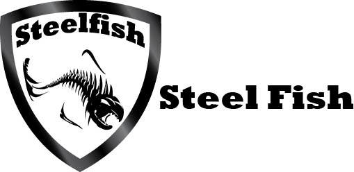 Entry #17 by khaivuu for A Steelfish Logo Design Contest