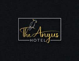 mezikawsar1992 tarafından Create The Angus Hotel Logo için no 515