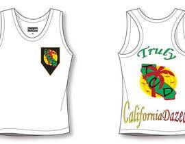#12 untuk Design a T-Shirt for Truly CaliforniaDazed oleh libertany