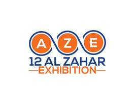 #90 for Design a Logo 12 Al Zahar Exhibition af mdshakib728