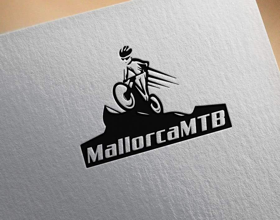 Entri Kontes #                                        17                                      untuk                                        Logotipo para web de MTB