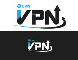nº 27 pour Logo for the private networking service par krizdeocampo0913