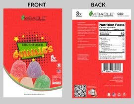 #8 cho Create A Product Packaging For A Gummy Product bởi javido7