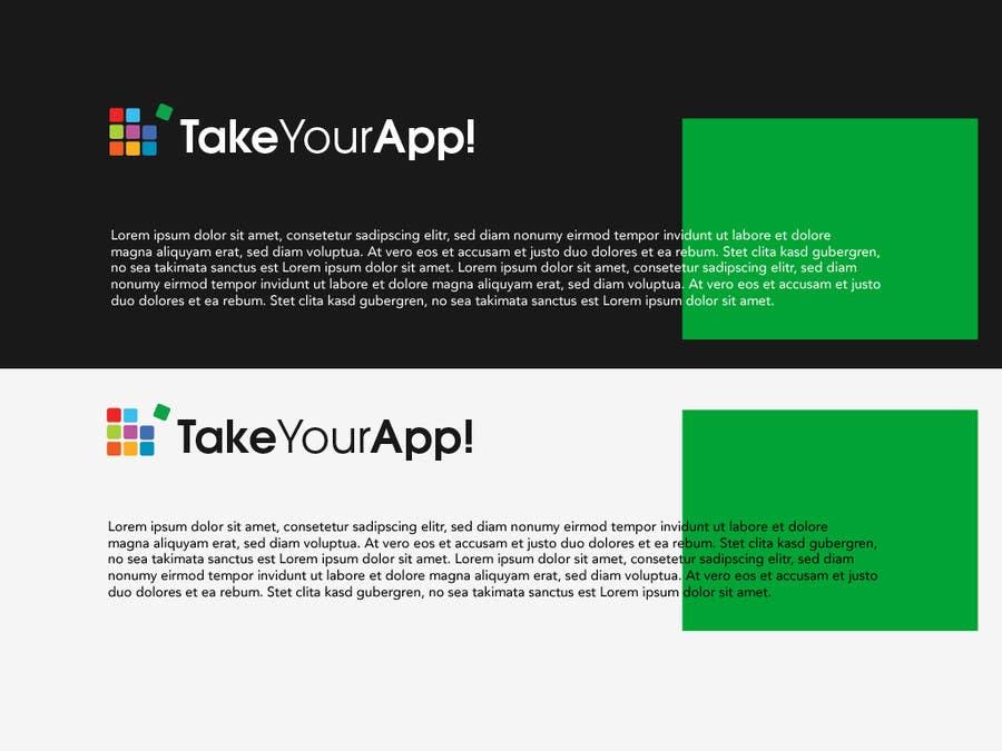 #44 for Logo Design for App Builder Service by paxslg