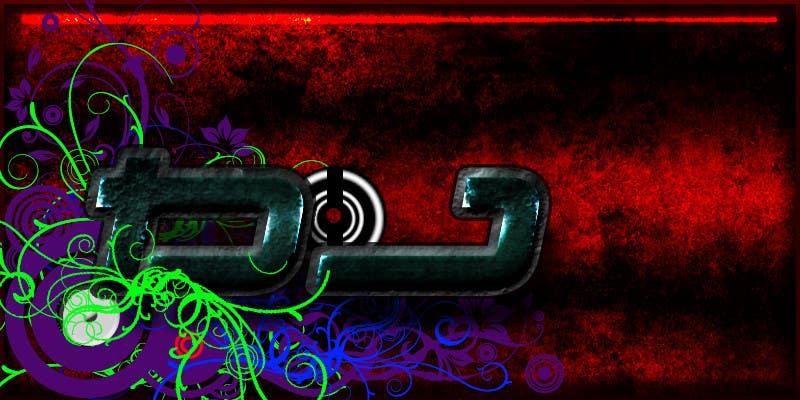 Penyertaan Peraduan #40 untuk Logo Design for DJ