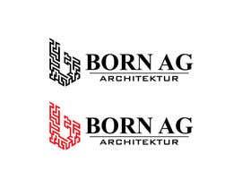#361 cho design logo for architectural firm (BORN AG) bởi Omer93