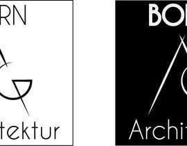 #354 cho design logo for architectural firm (BORN AG) bởi dandaniel60k
