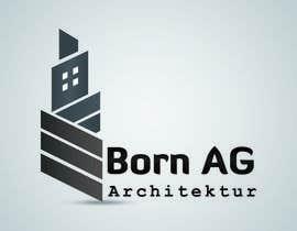 #348 cho design logo for architectural firm (BORN AG) bởi princekpr26