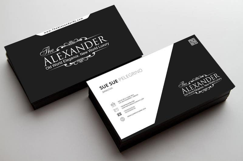 Contest Entry 43 For Design Some Business Cards Luxury Building