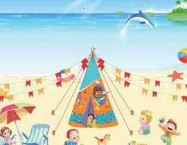 #40 cho Design for Children Role-Play Tent bởi freelancersatya