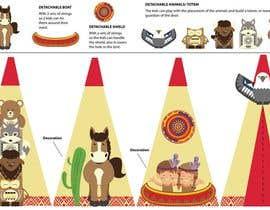 #20 cho Design for Children Role-Play Tent bởi WendyRV