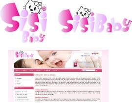 #79 for SisiBabyCare - logo refreshment af dirak696
