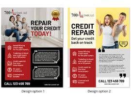 #99 cho New Flyer Design for Credit Repair bởi Lelaku