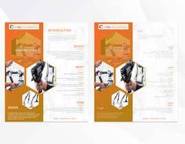 #9 для brochure- promoting a new service от vipul121312