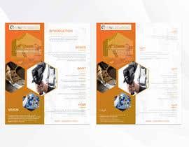 #15 для brochure- promoting a new service от vipul121312
