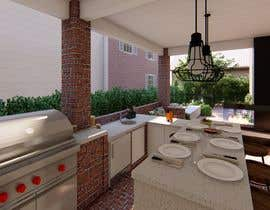nº 23 pour Redesign Outdoor Kitchen- Extend Covered Patio-Landscape Redesign. par oanabutoi