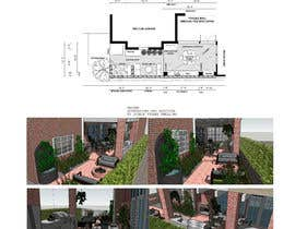 nº 27 pour Redesign Outdoor Kitchen- Extend Covered Patio-Landscape Redesign. par kellieann1