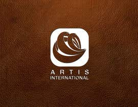 #51 para Logo and Business Card Design for Artis International por ImArtist