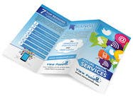 Contest Entry #6 for Tri-Fold Brochure Design for Social Media Marketing Sevices