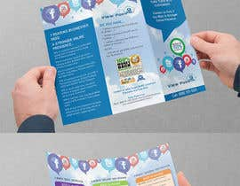 #15 para Tri-Fold Brochure Design for Social Media Marketing Sevices por Brandwar