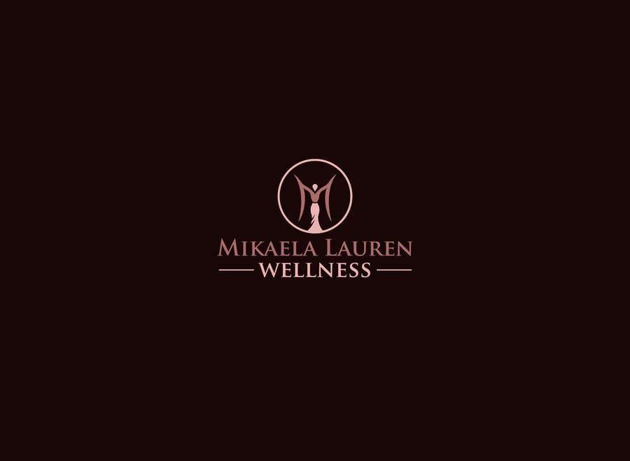 """Konkurrenceindlæg #                                        177                                      for                                         Logo for """"Mikaela Lauren Wellness"""""""