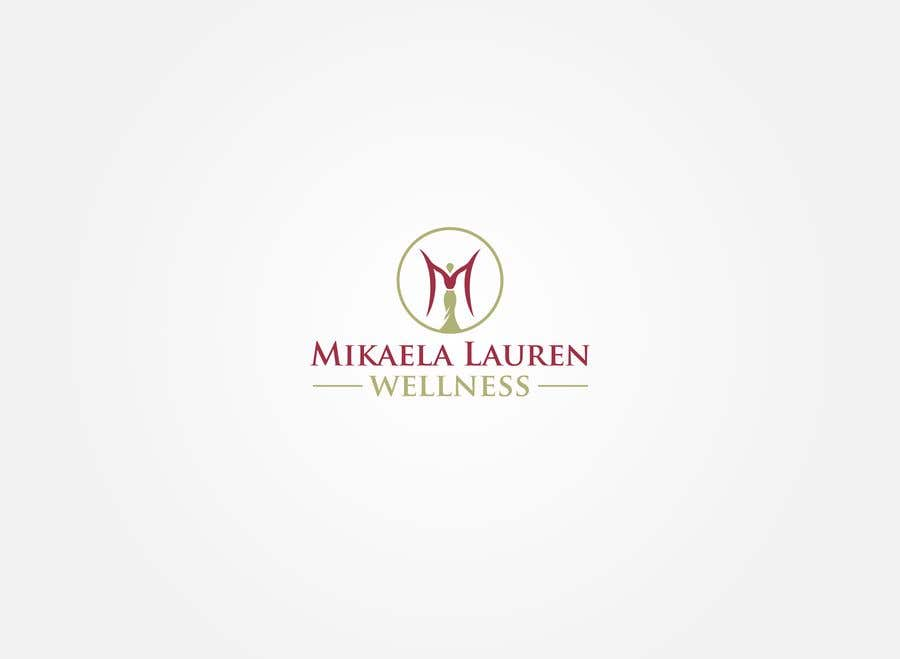 """Konkurrenceindlæg #                                        256                                      for                                         Logo for """"Mikaela Lauren Wellness"""""""
