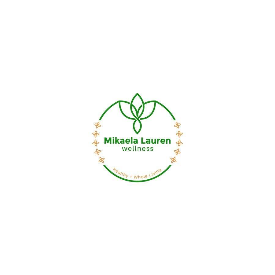 """Konkurrenceindlæg #                                        446                                      for                                         Logo for """"Mikaela Lauren Wellness"""""""