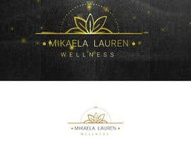 "#522 para Logo for ""Mikaela Lauren Wellness"" de eifadislam"