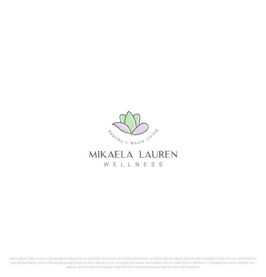 "Participación en el concurso Nro.523 para Logo for ""Mikaela Lauren Wellness"""