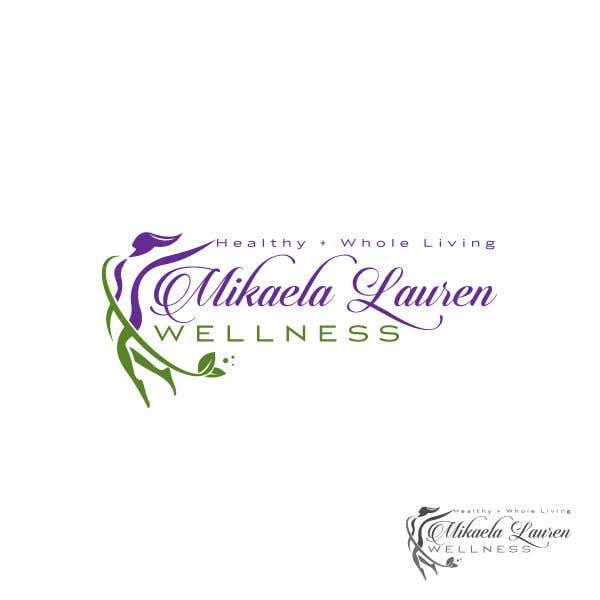 """Konkurrenceindlæg #                                        291                                      for                                         Logo for """"Mikaela Lauren Wellness"""""""
