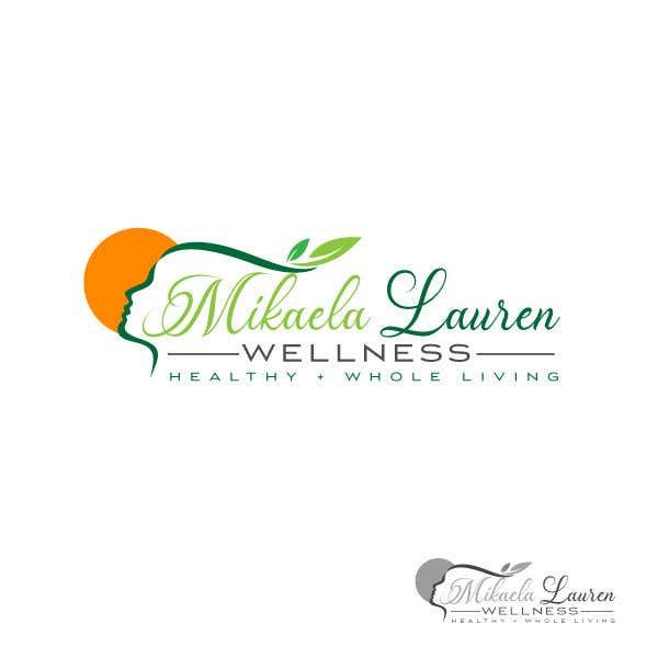 """Konkurrenceindlæg #                                        292                                      for                                         Logo for """"Mikaela Lauren Wellness"""""""
