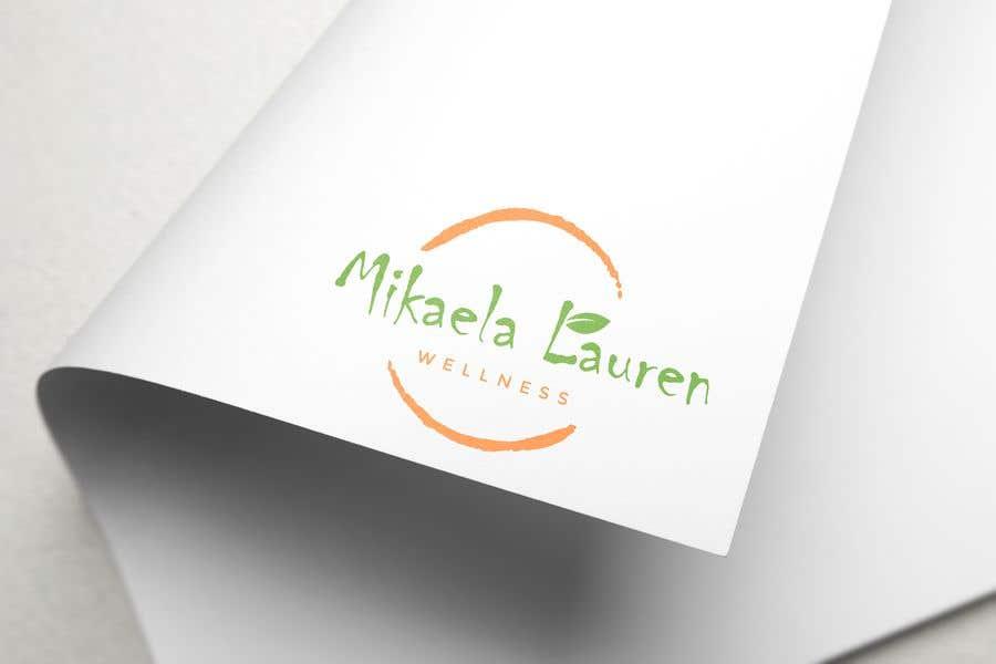"""Konkurrenceindlæg #                                        225                                      for                                         Logo for """"Mikaela Lauren Wellness"""""""