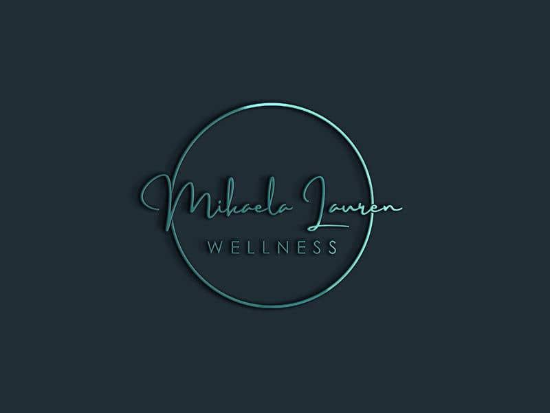 """Konkurrenceindlæg #                                        438                                      for                                         Logo for """"Mikaela Lauren Wellness"""""""