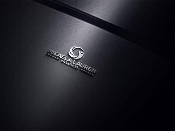 """Konkurrenceindlæg #                                        197                                      for                                         Logo for """"Mikaela Lauren Wellness"""""""