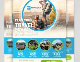 nº 26 pour A Travel company needs a design template for brochure, social media posts and marketing par biswasshuvankar2