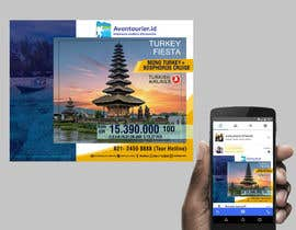 nº 27 pour A Travel company needs a design template for brochure, social media posts and marketing par RKD5