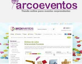 #74 para Logo Design for ArcoEventos.com por dinezatwork
