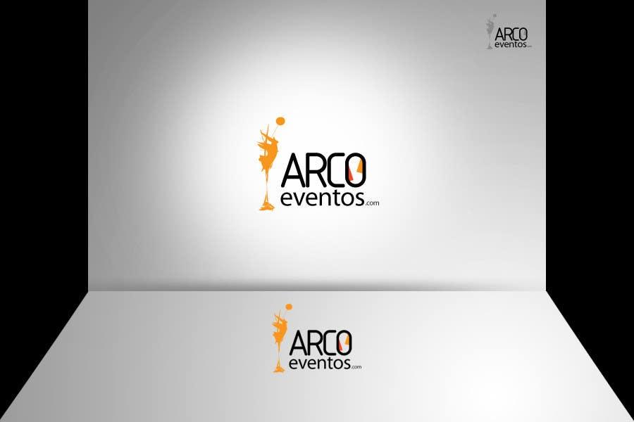 Kilpailutyö #                                        22                                      kilpailussa                                         Logo Design for ArcoEventos.com