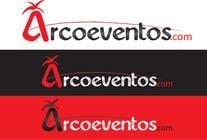 Proposition n° 34 du concours Graphic Design pour Logo Design for ArcoEventos.com