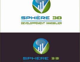 nº 53 pour Trouver un logo pour : Sphère 3B par Designeramazing