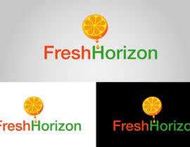 #14 para Logo Design for nutritional products called Fresh Horizon por woow7