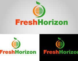 #16 para Logo Design for nutritional products called Fresh Horizon por woow7