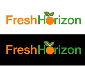 #17 para Logo Design for nutritional products called Fresh Horizon por woow7
