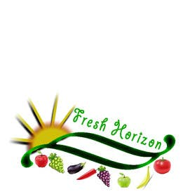 #7 untuk Logo Design for nutritional products called Fresh Horizon oleh w21