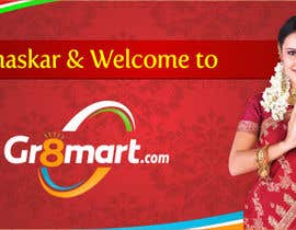 #76 for Banner Ad Design for www.gr8mart.com af nikhil012