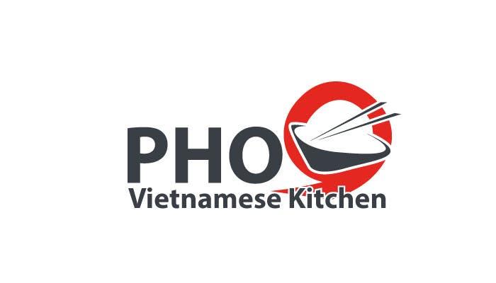 "Contest Entry #62 for Design a Logo for a Vietnamese Kitchen Restaurant ""Pho Nine"""